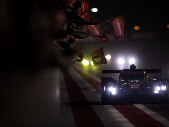 FIA WEC / BAHREIN 2016