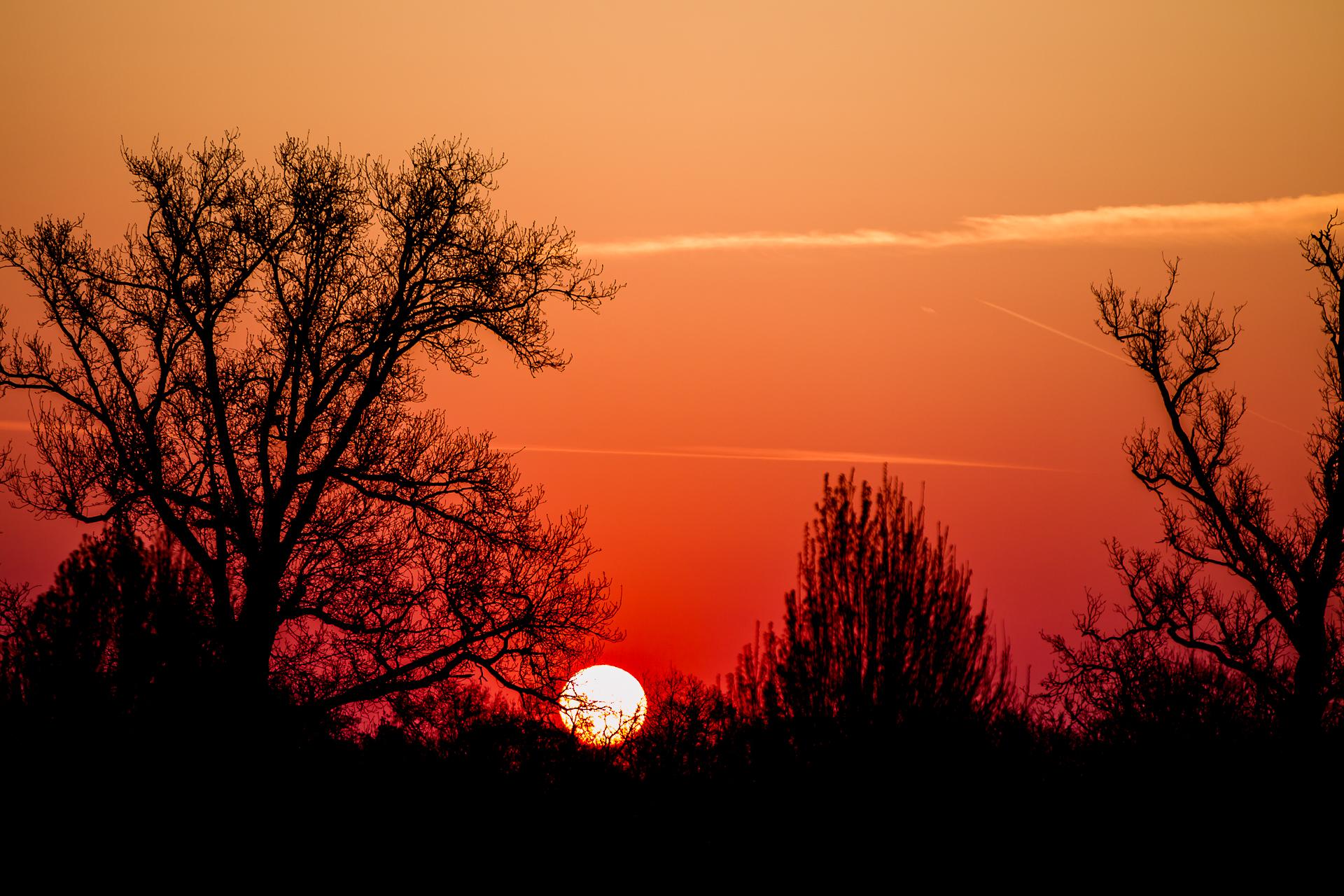Sunrise in Monza // © marcellanger / www.adrenalmedia.com