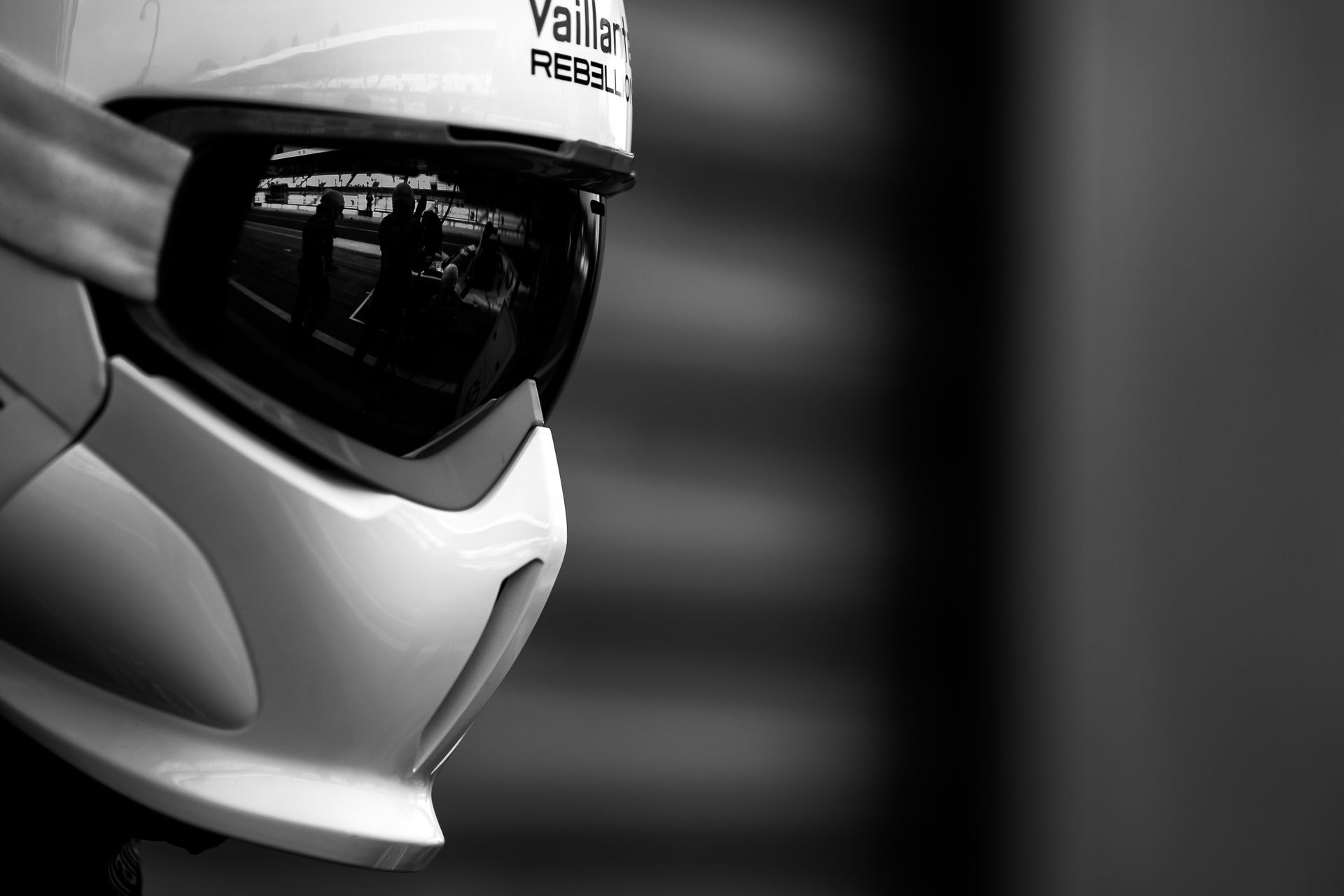 Helmet of an Rebellion // © marcellanger / www.adrenalmedia.com