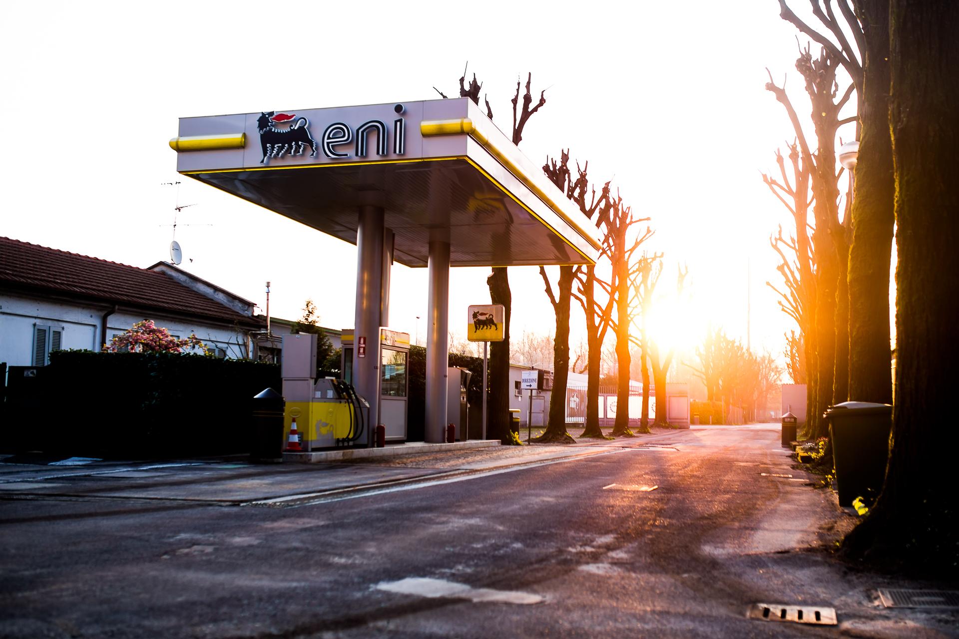 Old Gasstation // © marcellanger / www.adrenalmedia.com
