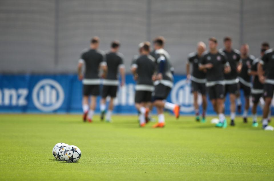 Das erste mal beim FCB (Bayern München)