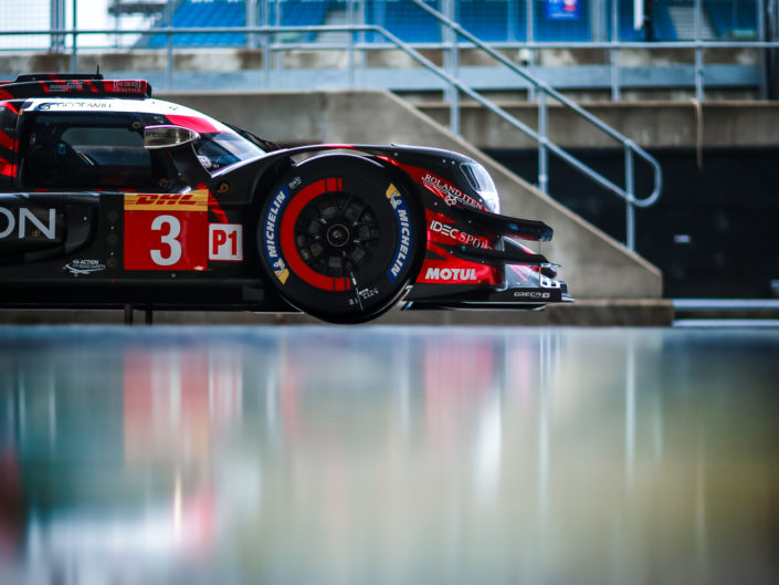 WEC / Silverstone / 2018 (Rebellion Racing special)