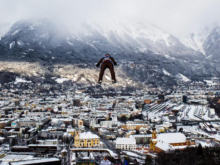 Skispringen - Vierschanzentournee - Innsbruck 2019
